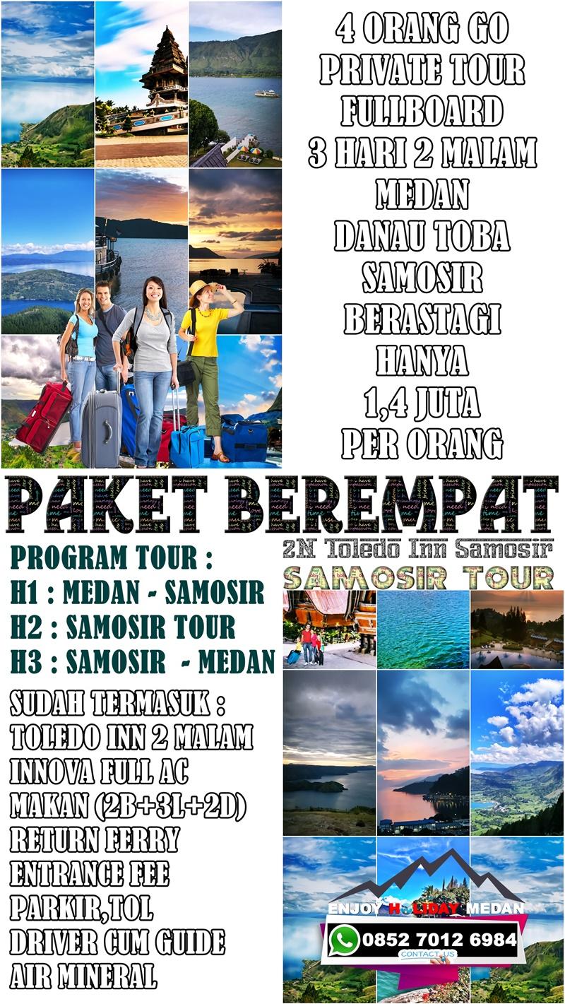 Indonesia Lake Toba Tour